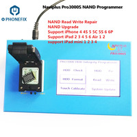 PHONEFIX NAVIPLUS Pro3000S NAND Programcı PRO3000S IP Kutusu NAND Hata Tamir 32bit + 64BIT HDD Okuma Yazma Aracı iPhone Için iPad