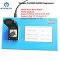 PHONEFIX NAVIPLUS Pro3000S NAND Programmatore PRO3000S Box IP NAND Errore di Riparazione 32bit + 64BIT HDD Leggere Scrivere Strumento Per iPhone iPad