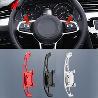 Metal For VW GOLF GTI 7 R GTD GTE MK7 POLO 6C GTI Passat B8 R line Scirocco Steering Wheel Paddle Extension Shifter Not golf 7