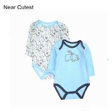 recién bebé algodón ropa