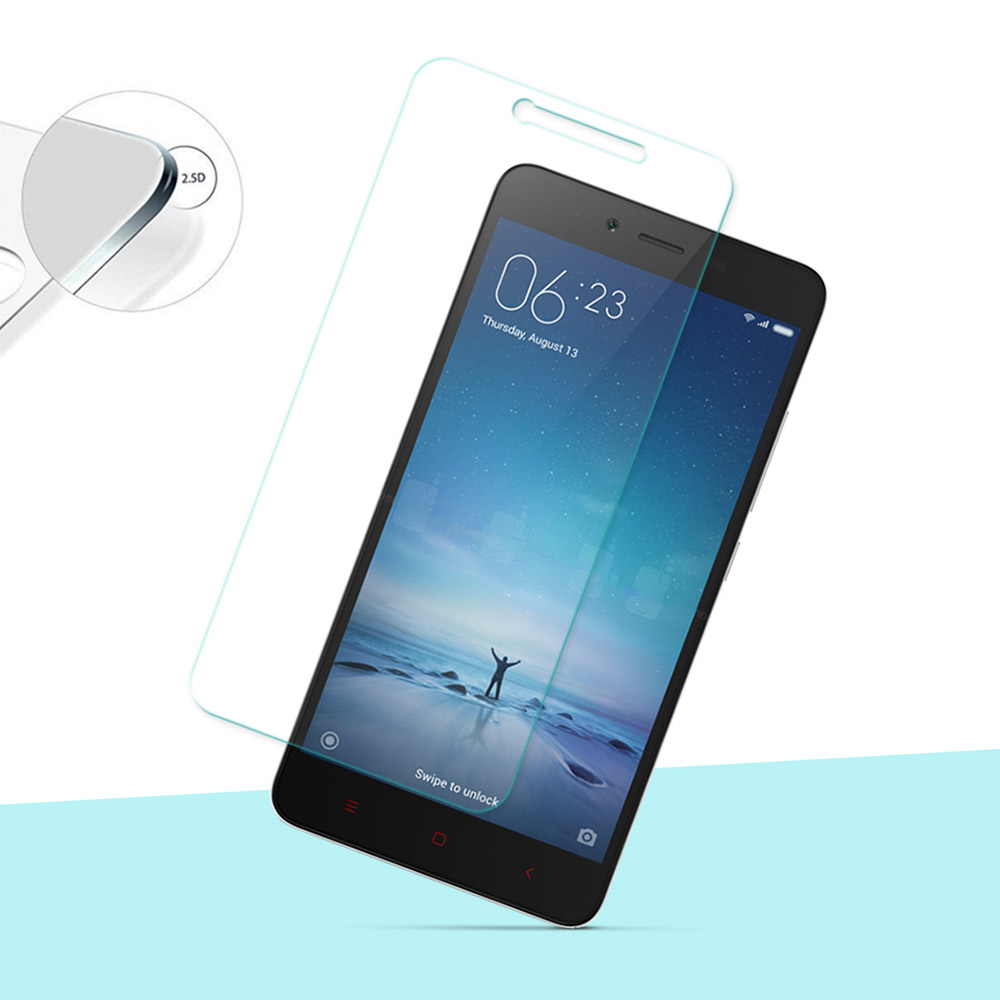 2pcs Full Cover For Xiaomi Redmi Note 2 Screen Protector
