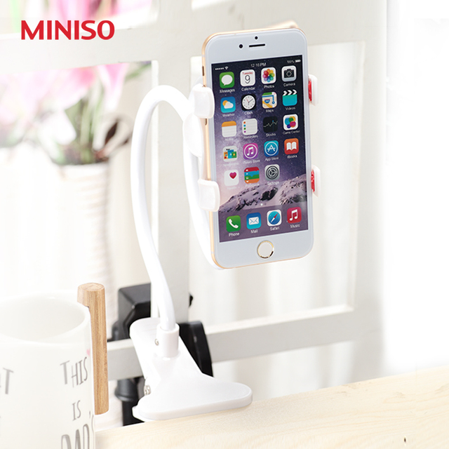9ec1591a18a Miniso high quality product mobile phone holder lounged dawdler mobile  phone holder cell phone holder general