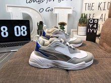 Бесплатная доставка PUMA Thunder Spectra кроссовки Для мужчин Для женщин  спортивная обувь 367516-02 бадминтон eab3a5bb948