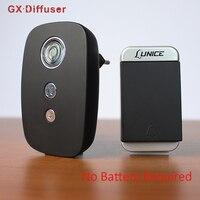 GX Diffuser Door Bell Wireless Doorbell No Battery Waterproof EU UK US Plug LED Light 150M