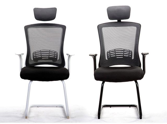 Conforto em casa cadeira do computador cadeira de escritório cadeira de malha ergonómica