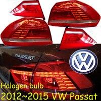 Passat taillight,B7,2012~2015year,Free ship!sharan,Golf6,routan,polo,passat,magotan,jetta,vento,Golf7,Passat rear lamp