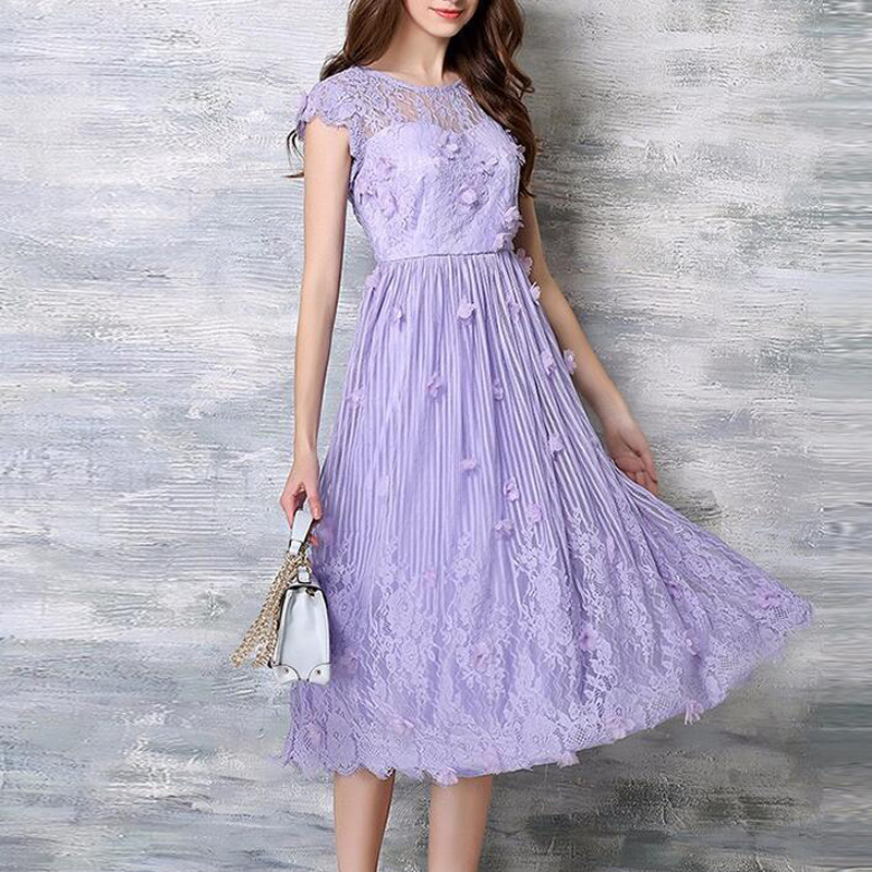 Compare Prices on Vintage Lavender Dress- Online Shopping/Buy Low ...