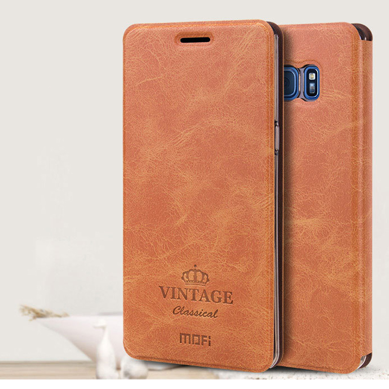 Mofi For Samsung Galaxy Note 7 Case Hight Quality Luxury Flip Leather Stand Case For Samsung Galaxy Note 7 Book Style Cover