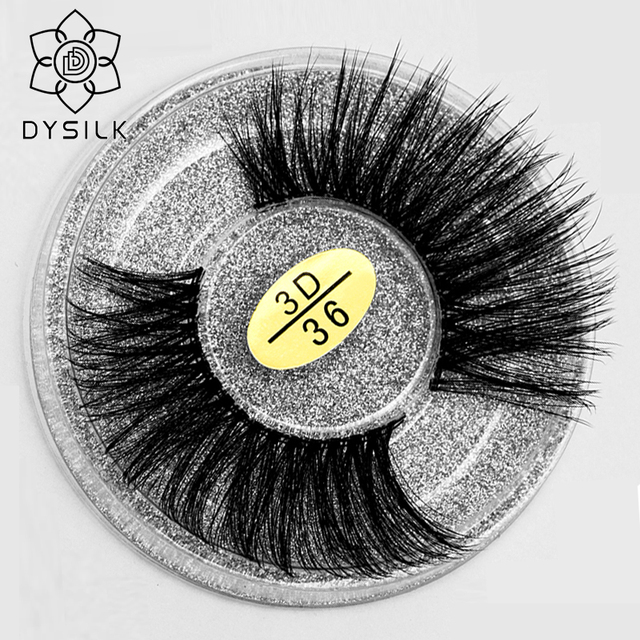 3D Mink Eyelashes Natural Long False Lashes Full Strip Lashes Thick Faux Mink Lashes HandMade False Eyelashes Makeup Tool cilios