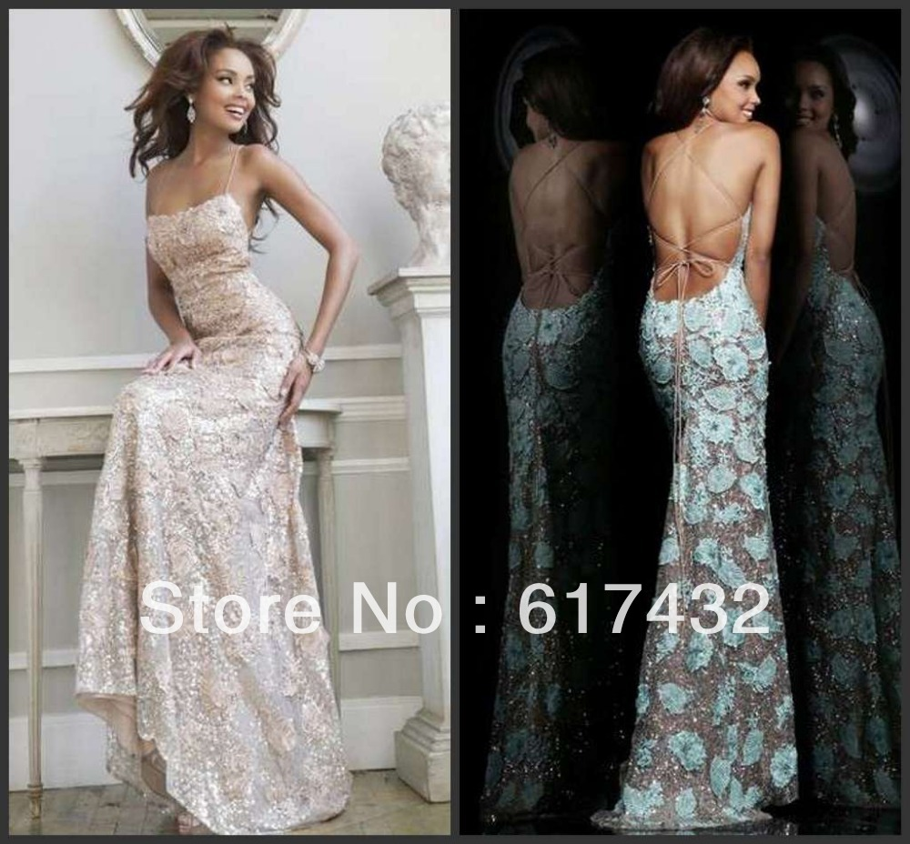 Prom Dresses Lace 2014 - Missy Dress