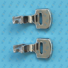2PCS Brother SA120 Baby Lock Janome Low shank Gathering/Shirring FOOT / FEET # CY-702