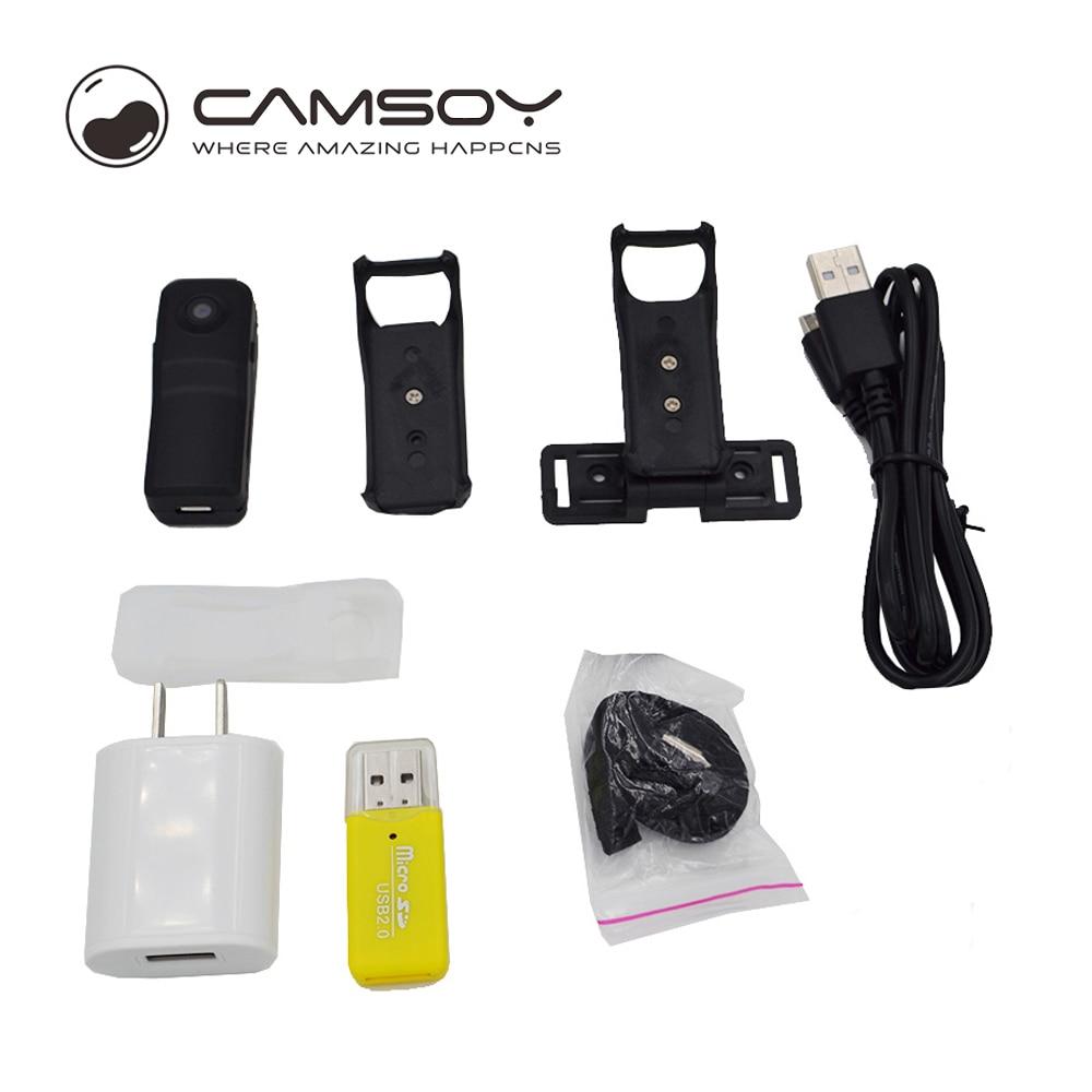 Camsoy 1080P Mini caméra HD Enregistreur vocal Petite caméra DVR - Caméra et photo - Photo 6