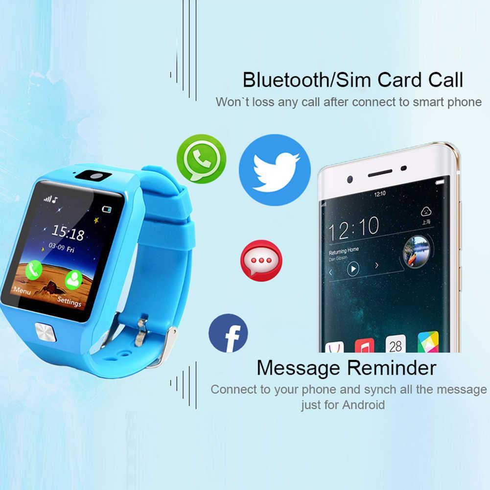 GPS Smartwatch Kid Safe Smart Watch Children SOS Call Location Finder Locator Tracker Sleep Monitor Pedometer Intelligent Watch