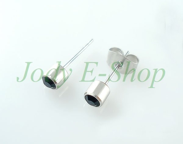 Wholesale Ear Stud Ear Nail Fashion Earring Ear Piercing Ear ring 316L Stainless steel Free Shipping 500pcs/lot Mixed