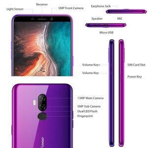 Image 3 - Ulefone P6000 Plus 6350 MAh Điện Thoại Thông Minh Android 9.0 6 Inch HD + Camera Kép Ouad Core 3GB 32GB điện Thoại Di Động 4G Di Động Điện Thoại Android