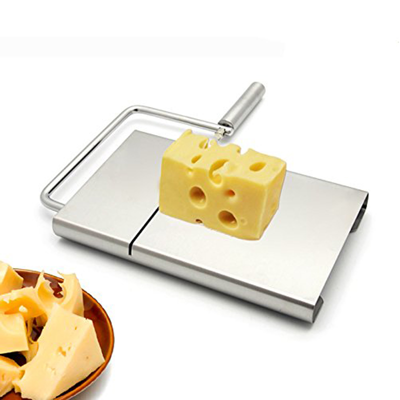 Zorasun Professional Cheese Slicer Stainless Steel Butter