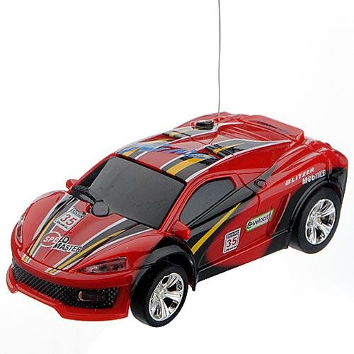 LeadingStar Wltoys 2015 1A 1 63 Coke Can Mini RC Radio Racing Car Random zk