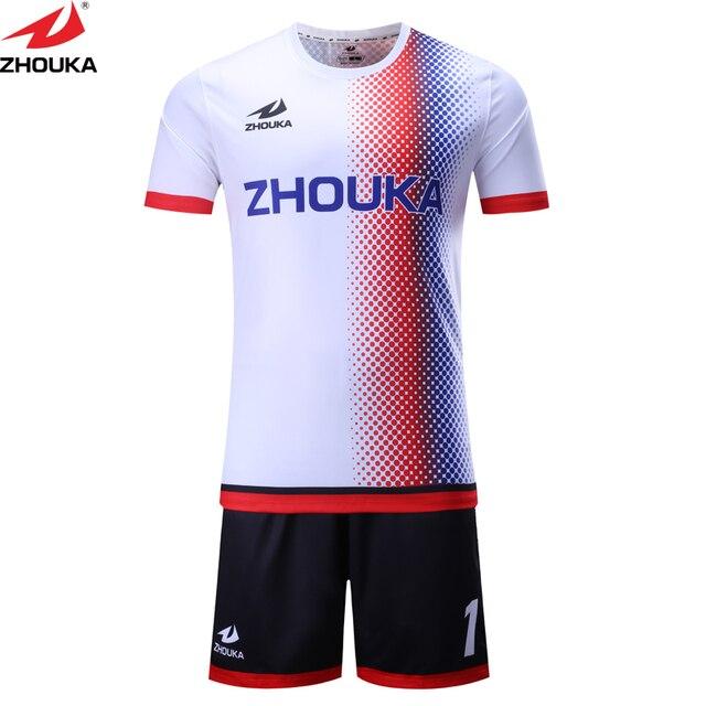 386c6b701a280 Poco Liga uniformes de fútbol personalizar EE. UU. camiseta de fútbol  camisa fabricante fútbol