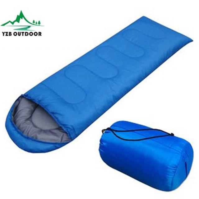 Free shipping Envelope sleeping bag outdoor camping sleeping bags camping spring and autumn sleeping bag adult sleeping bag