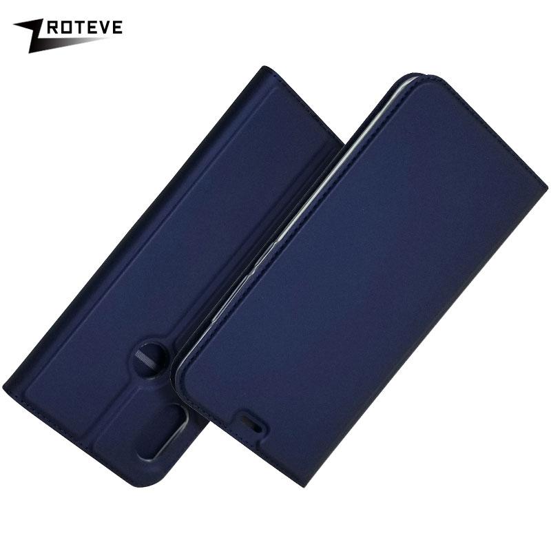 Xiaomi Redmi Note 6 étui Pro ZROTEVE étuis portefeuille Coque cuir Redmi Note6 Pro Version globale support à rabat housse Note 6Pro