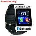 2016 Последним MTK6261 DZ09 Smart Watch M9 Синхронизации Notifier Поддержка Sim-карты и TF Карты Bluetooth Подключения Apple & Android Телефон Smart Watch