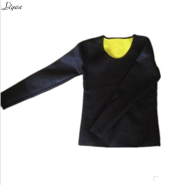 Горячие Продажи женщин Фитнес для похудения рубашка super stretch neoprene body shaper топы женщин горячие формочек Для Похудения Жилет Тонкий Underwear