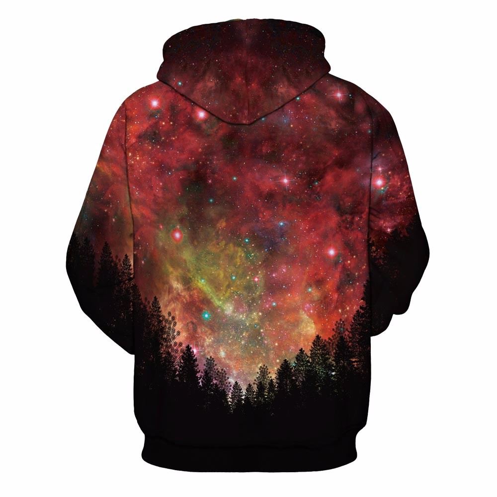 Space Galaxy 3d Sweatshirts Men/Women Hoodies With Hat Print Stars Nebula Space Galaxy Sweatshirts Men/Women HTB13zAiNFXXXXXFXpXXq6xXFXXX1