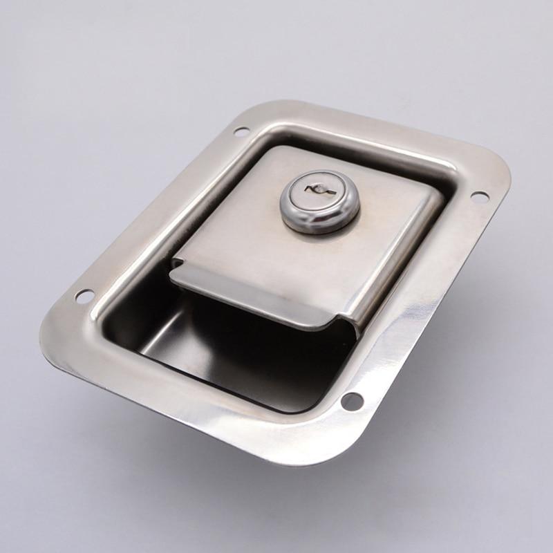truck lock Door Hardware Lock Electric cabinet lock fire box pull toolcase lock Industrial equipment door