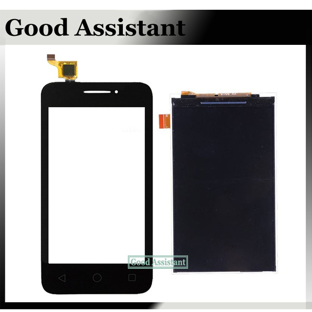 Black For Alcatel Pixi 3  4  4013 4013d 4013x 4013e 4013m