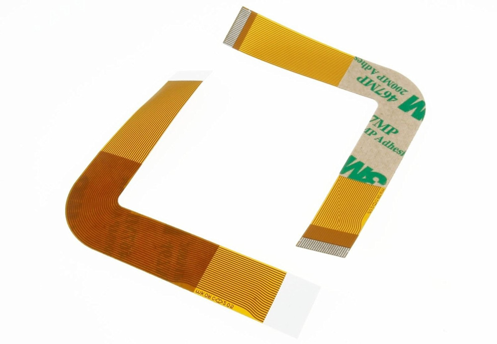 3m Flat Ribbon Cable : M sticker scph  laser lens flex flat ribbon