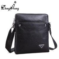 DongHong Мужчин портфель из натуральной сумки роскошные дизайнер подлинная кожа сумка travle одного плеча сумки