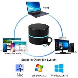 Image 4 - 1750Mbps אלחוטי USB WiFi מתאם, USB3.0 אלחוטי רשת WiFi Dongle תמיכת Windows XP/Vista/Win7/8/8.1/10/Mac OS 10.4 10.13
