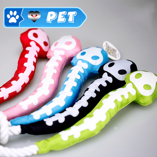 Interactive Plush Dog Toys Puzzle Durable Cute Puppy Teeth Clean Safe Diente Funny Pet Play Supplies Solid Giochi Cane 60A0218