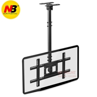 NBT560 15 TV Ceiling Mount 32 57 Inch Flat Panel LED LCD TV Mount Height Adjustable