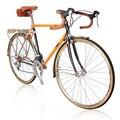 700C дорожный велосипед  27 скоростей  ретро  рама для велосипеда  вилка  настраиваемая Рейнольдс  520 рама  ретро стальная рама для велосипеда