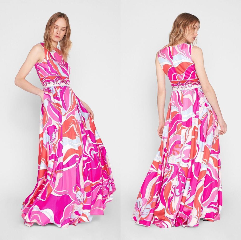 新しい女性のファッションショーセクシーな弾性ニットスリムロング宴会ドレス  グループ上の レディース衣服 からの ドレス の中 1