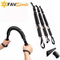 FAVSPORTS Arms Muscle Gym Chest Expander Wonder Arms Twister Fitness Armen Bands Gym Crossfit Muscle Equipment Fitness