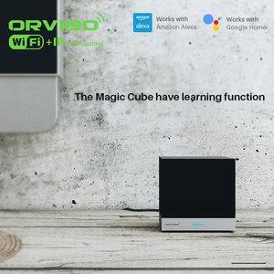 Image 5 - Orvibo קסם קוביית אוניברסלי אינטליגנטי בקר עם למידה פונקצית WiFi IR אלחוטי שלט רחוק חכם בית אוטומציה