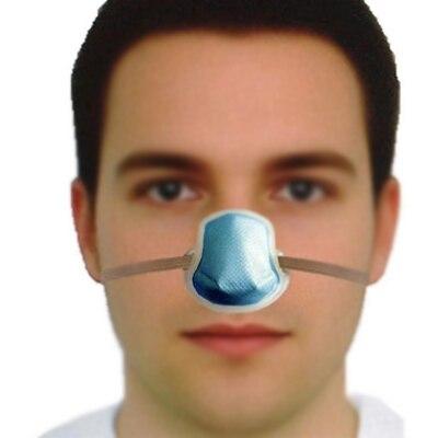 Capaz Filtro De Carbono Activado La Nariz Máscara Máscaras Contra El Polvo A Prueba De Polvo Haze Polen Anti Rinitis Alergia Pm2.5 Hollín Respirador Portátil Al Aire Libre Hermoso En Color