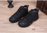 BACKCAMEL Genuine Leather Men Boots Hot Sale 2018 New Winter Plus Velvet ShoesMens Fashion Sneakers Winter Shoes Size 38 44