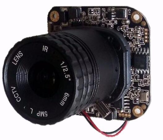 H. 265 4MP 1/3