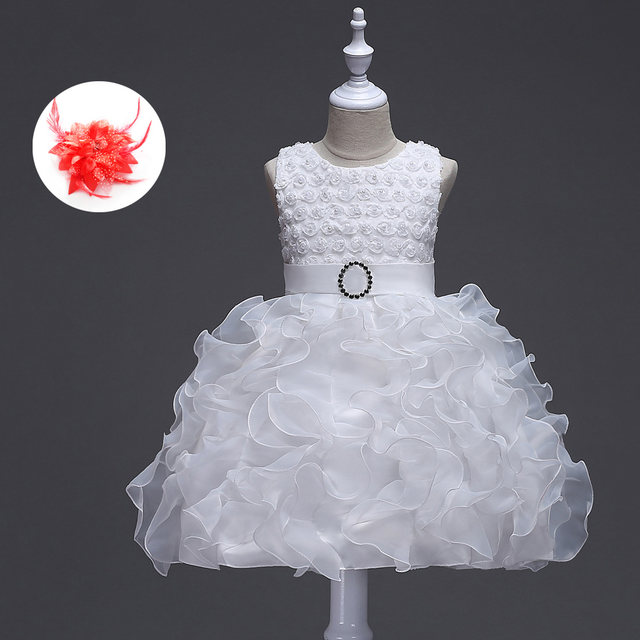 Online Shop American Girl Pageant Princess Style Wedding Formal ...