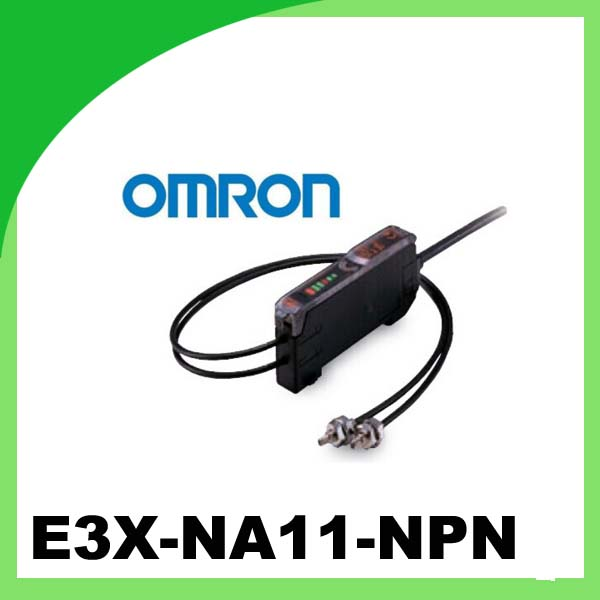 все цены на  OMRON Optic Sensor E3X-NA11 NPN Manual Fiber Amplifier  онлайн