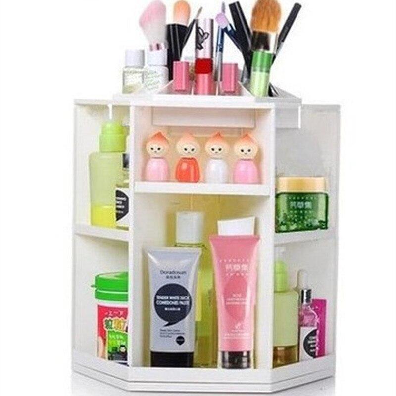 Bathroom With Kitchen Transparent Acrylic Cosmetic Desk Makeup Organizer Case Storage Drawer Insert Jewelry Box Holder