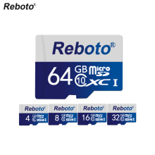 High quality Micro SD Card 32GB 64GB memory card Class 10 UHS-1 TF Carte Microsd Flash SD Card 16GB 8GB 4GB Class6 tf Card