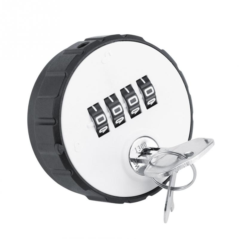 Digital Zinc Alloy Code Password Lock Combination Cam Mailbox Cabinet Password Lock Locker with Keys Combination Cam Lock