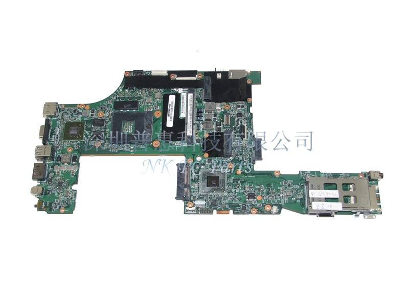 ФОТО New FRU 04W2021 Main board For Lenovo thinkpad T520 T520i Laptop Main board QM67 DDR3 NVS4200M graphics
