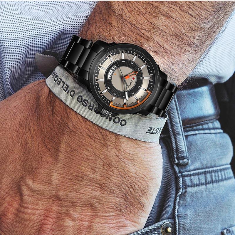 Curren Luxury Sport Quartz Ժամացույցներ - Տղամարդկանց ժամացույցներ - Լուսանկար 3