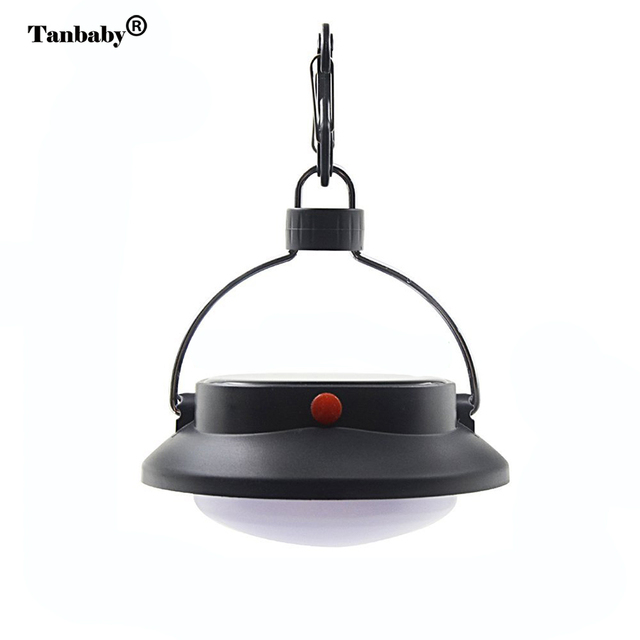 Tanbaby Waterdichte Solar LED Tent Verlichting 3 Mode 12 LED ...