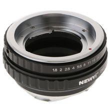 NEWYI DKL LM Adapter do Voigtlander Retina Deckel obiektyw do Leica M TECHART LM EA7 konwerter obiektywu pierścień pośredniczący